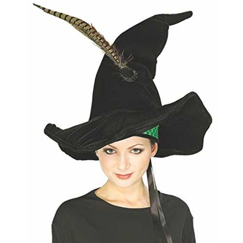 Rubie's Harry Potter McGonagall's Hat with Feather