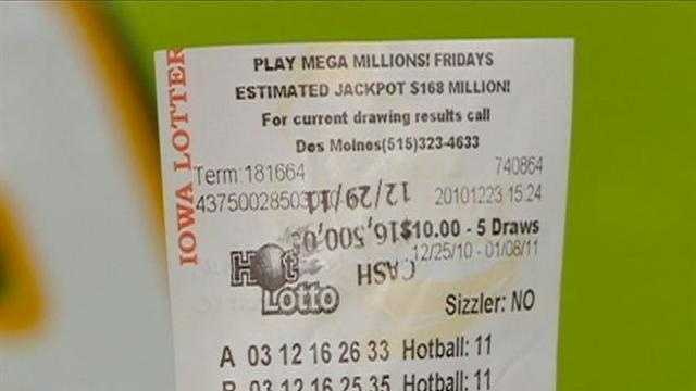 lottery ticket - 30102561