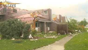 Creston Storm Damage