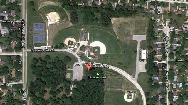 Abduction park satellite