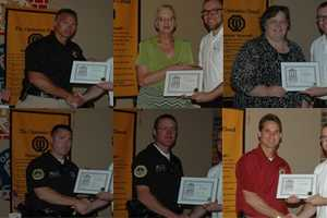 See who within the Des Moines Police Departments won an Optimist Award for 2012.