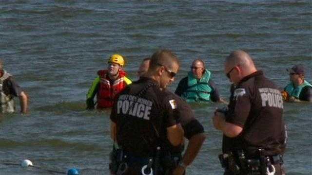 Teen drowns at popular beach