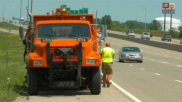 New penalties for move over law