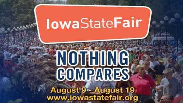 Iowa State Fair graphic