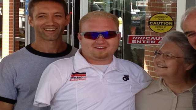 Matt stutzman paralympics archer