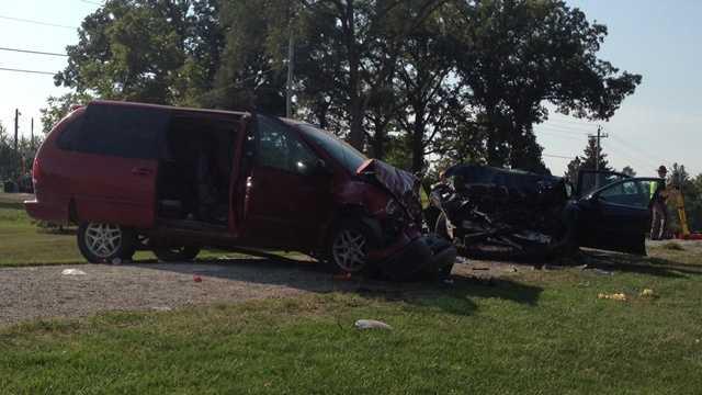 Marshall county crash