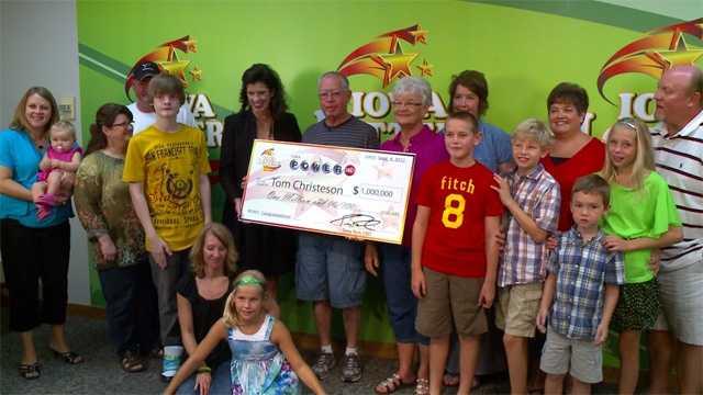 Christeson lottery winner