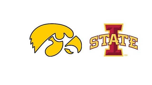 ISU iowa sports logos