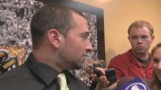 """Mark """"Juggernaut"""" Weisman talks about big day"""