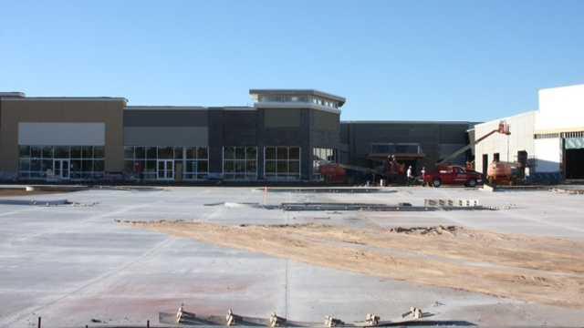 Southridge mall exterior 2