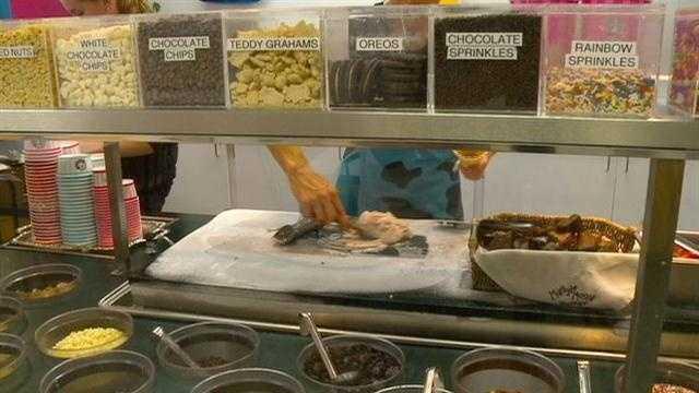 Popular ice cream store closing