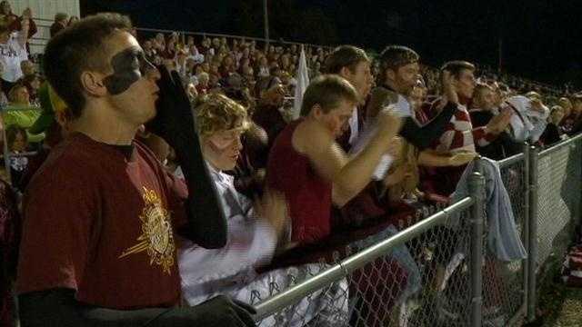 Mystery group brings spirit to random high school teams