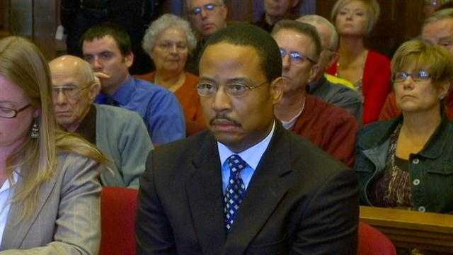 Victims confront former pastor at sentencing