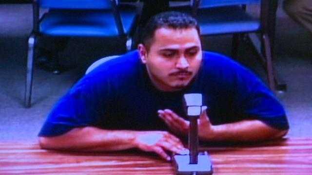KCCIs Marcus McIntosh takes us to Orlando Rodriguez parole hearing.