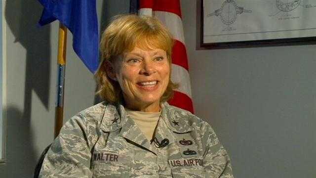 Meet Iowa's first woman brigadier general