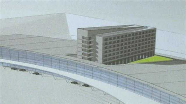 Neighbors outraged at proposed casino