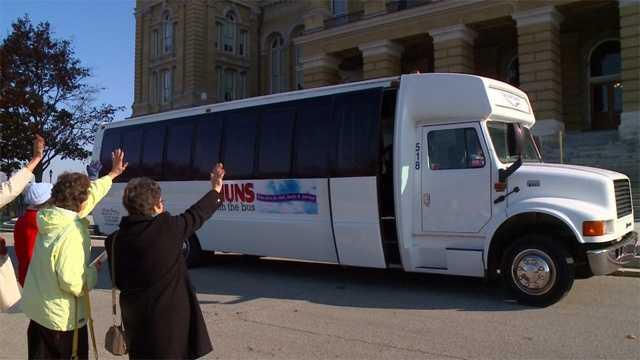 Nuns on bus