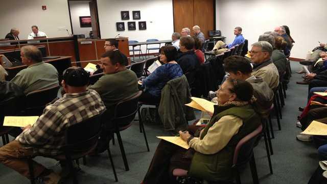 Ankeny City Council meeting, Nov. 5
