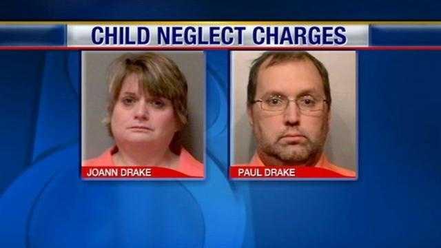 Police: Children locked in basement fed under door