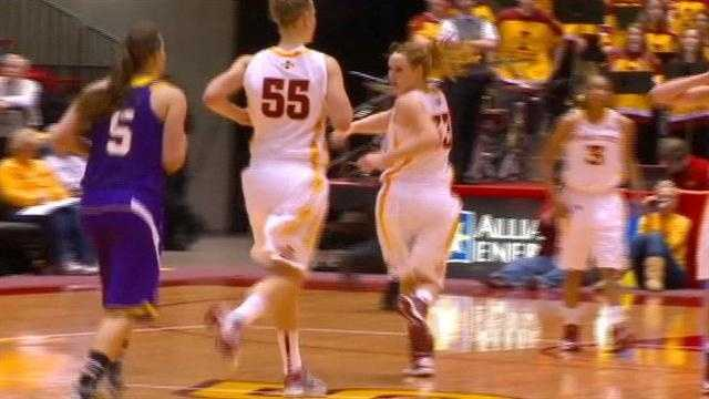 Womens hoops round up