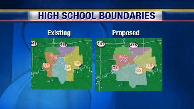 Des Moines school boundaries to change