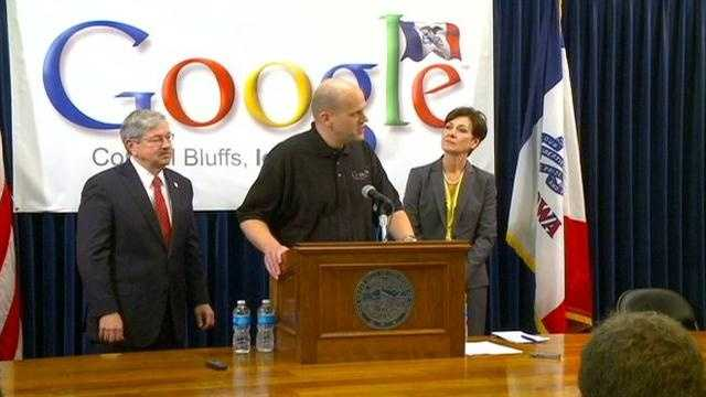 Google news conference