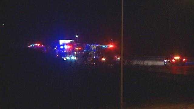 1 killed in head-on crash