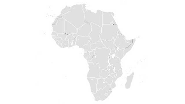 Africa map generic blurb