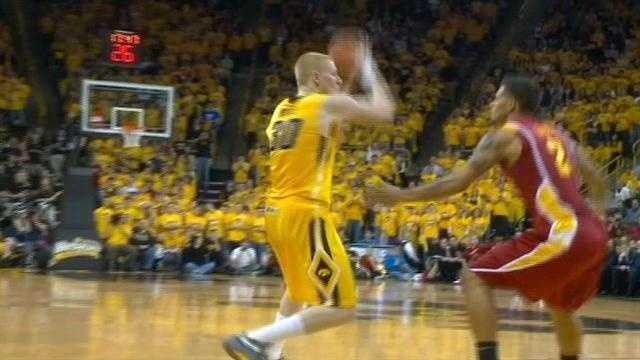 Iowa men give Hawkeyes CyHawk sweep