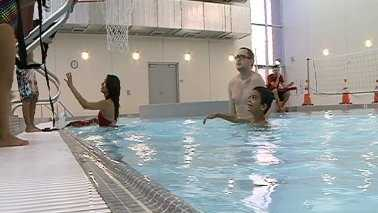 KETV Swimming lessons