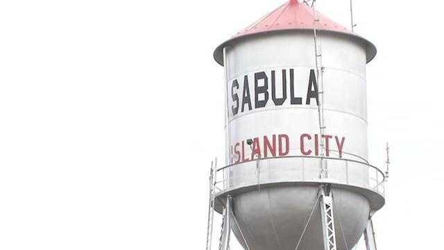 Sabula Iowa