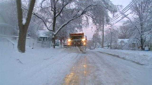 Plows out in full force