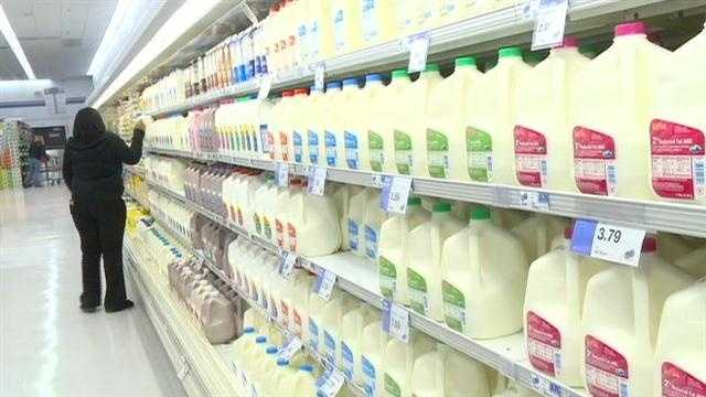 Food prices going up in 2013