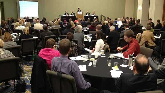 Business education summit