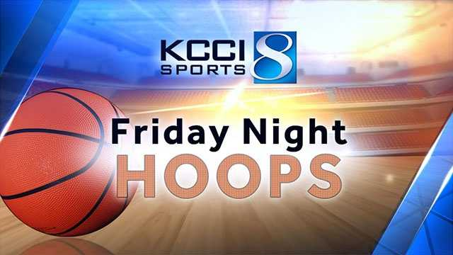 KCCI Sports Friday Night Hoops 2013