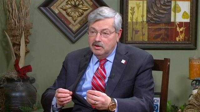 Gov. Branstad lays out priorities