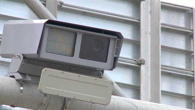 Lawmaker takes aim again at banning traffic cameras