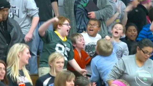 Friday Night Hoops Week Four: Part One