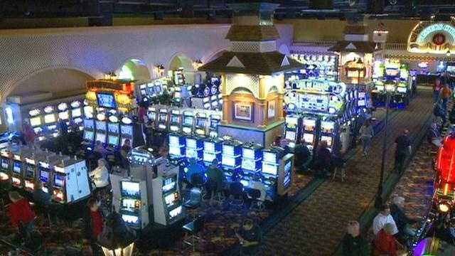 Residents polled about new casino