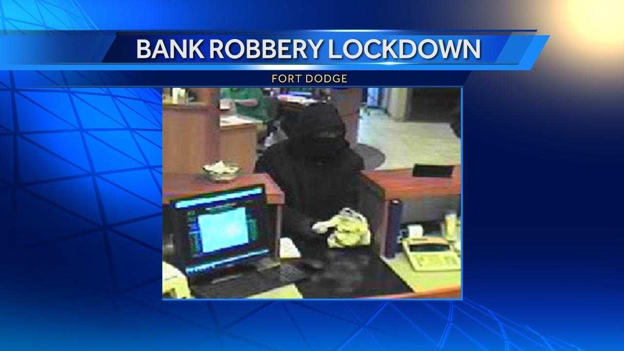 Fort dodge bank rob