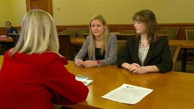 Friends push for mo-ped hemlet law after crash