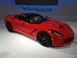 The 2014 Corvette Stingray is the best price of the bunch at $49,600.