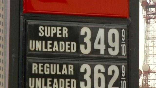 Gas prices jump another 10-cents