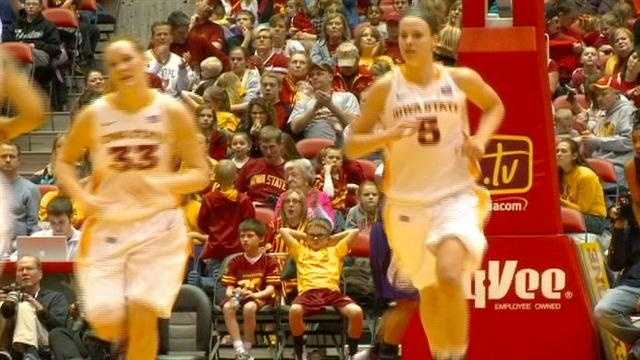 Offensive onslaught leads ISU past KState