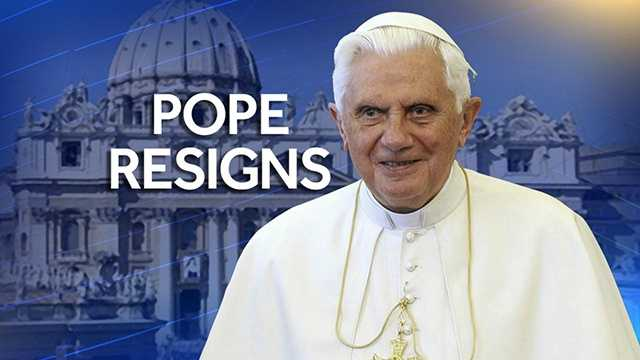 Pope benedict graphic