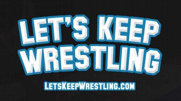 Let's keep wrestling