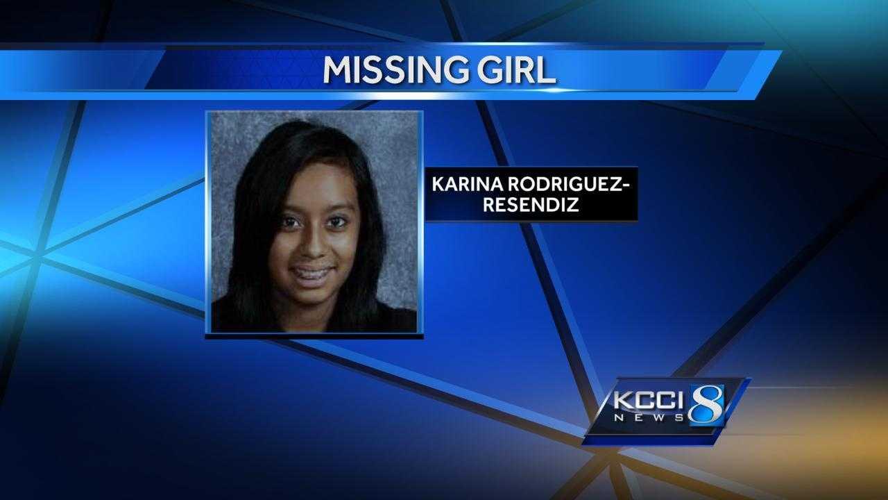Missing girl karina rodriguez resendiz