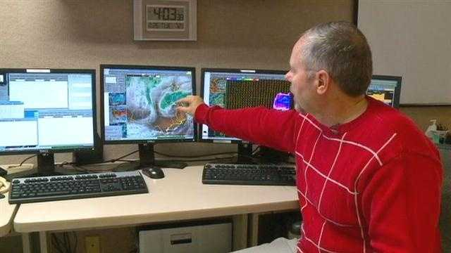 Meteorologist explains surprising central Iowa snowstorm