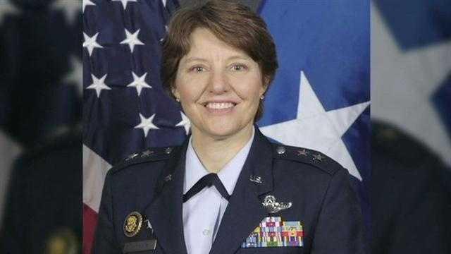 Maj. General Michelle Johnson