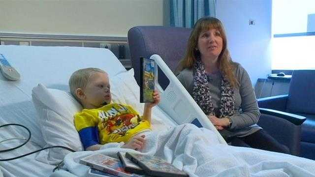 Lottery winners turn focus to helping children with cancer